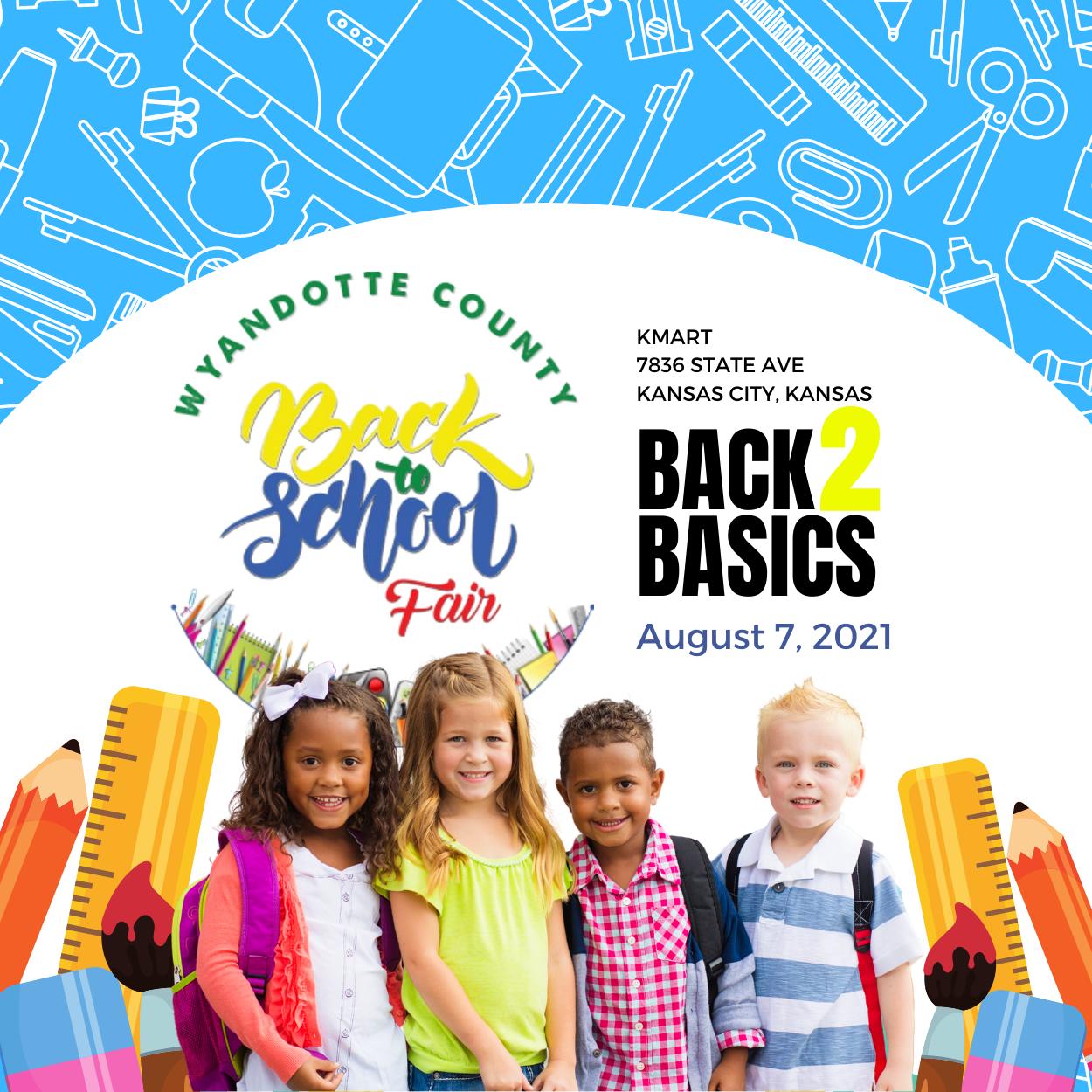 2021 Wyandotte County Back To School Fair