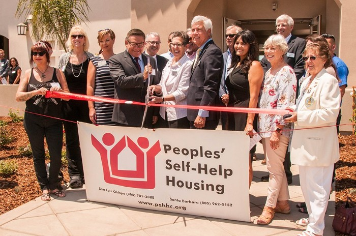Peoples' Self-Help Housing Holds Ribbon Cutting to Celebrate Los Adobes de Maria III, New Affordable Housing in Santa Maria