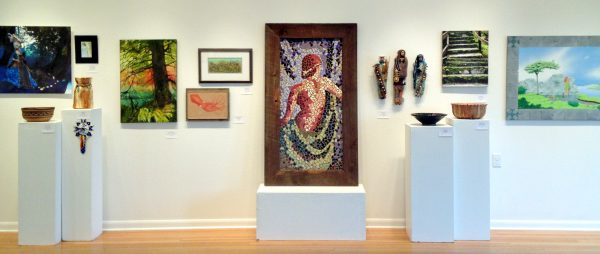 August 4-25, 2017: Blueberry Arts Festival Exhibit