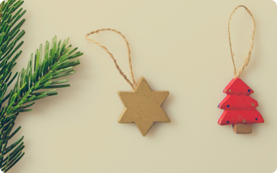 Holiday Decorations Kids Can Make