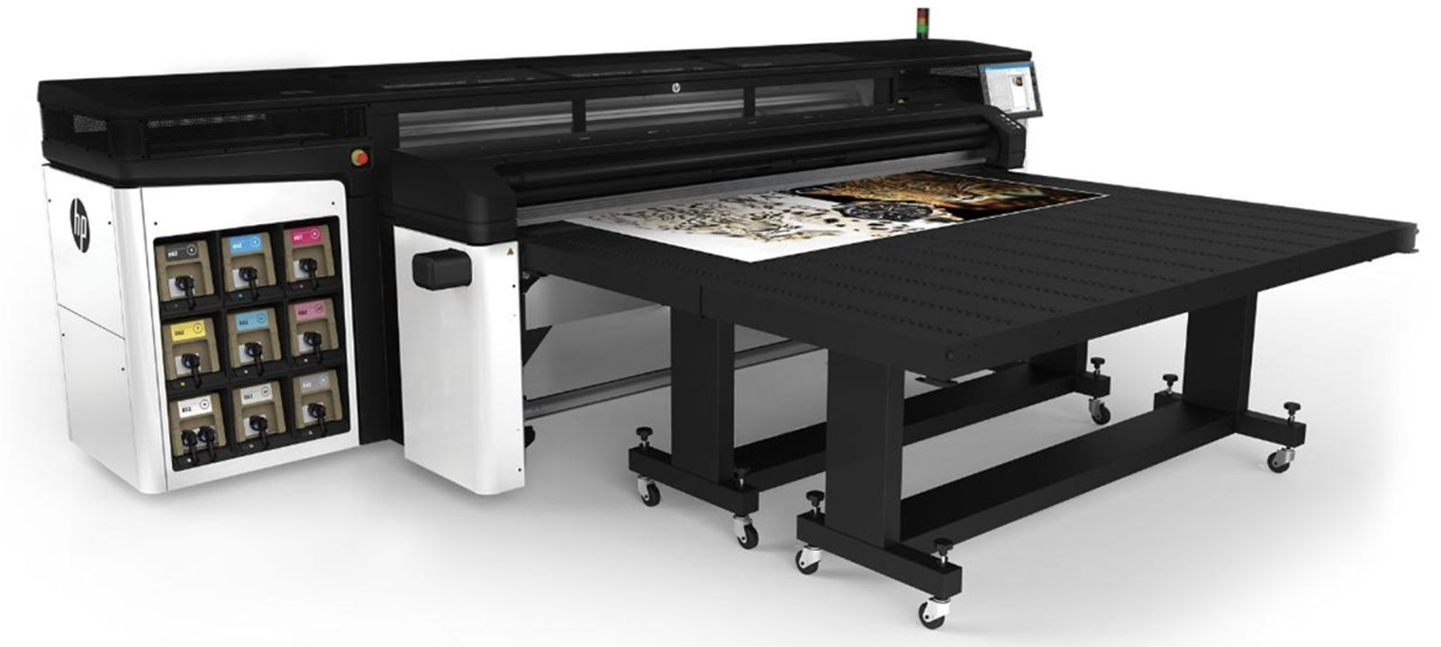 HP® Latex R2000 Latex Printer