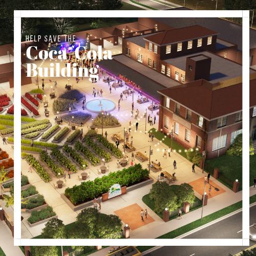 Help Save the Coca-Cola Building