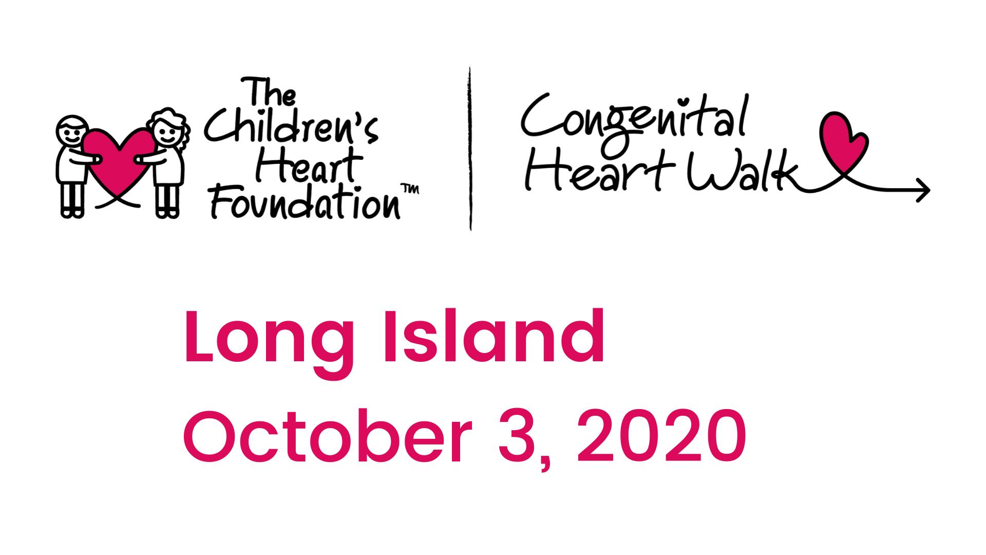 Long Island Congenital Heart Walk (New York)