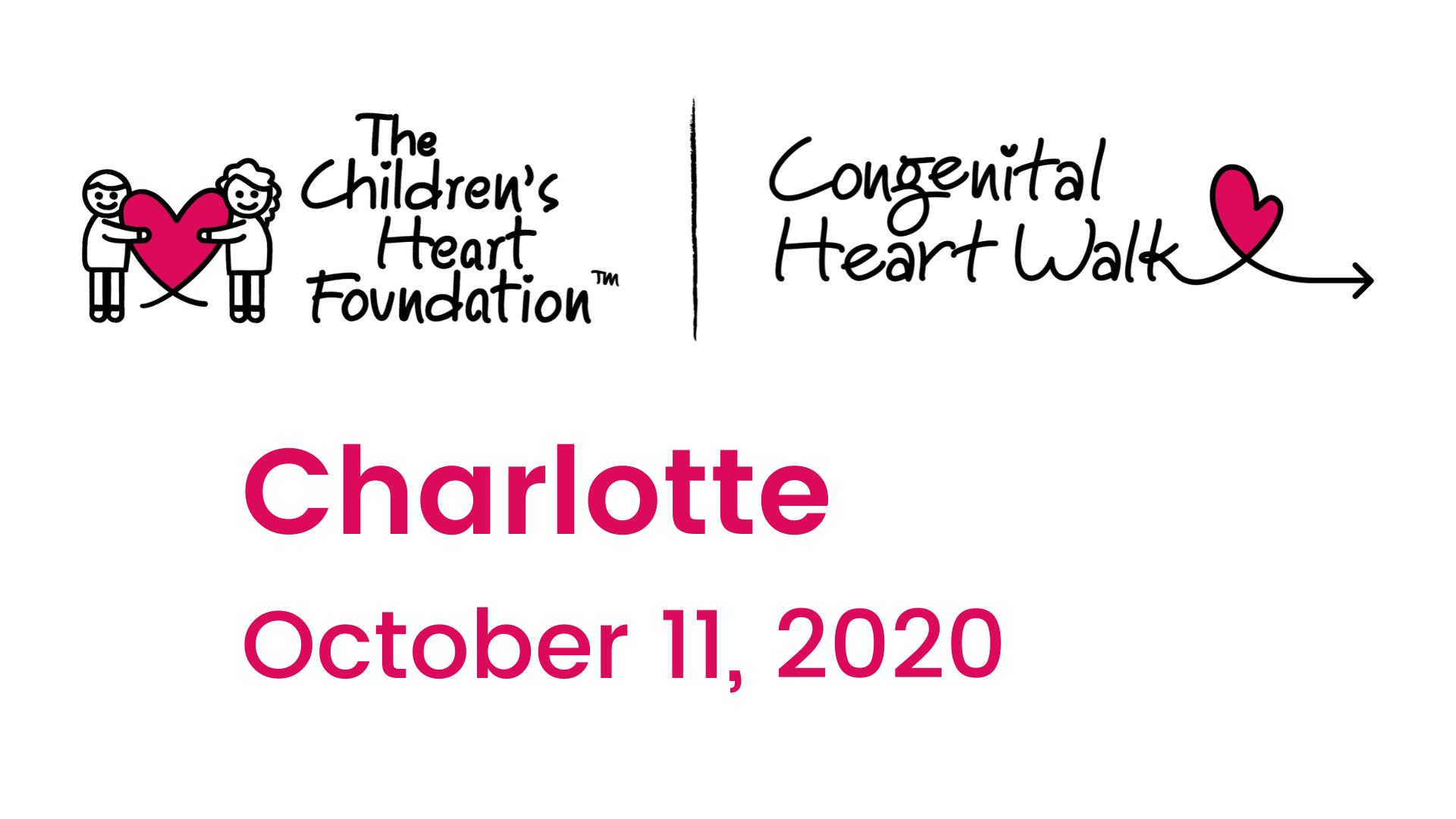 Charlotte Congenital Heart Walk (North Carolina)