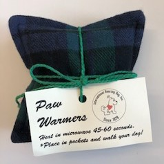 Flannel 'Paw' Warmer