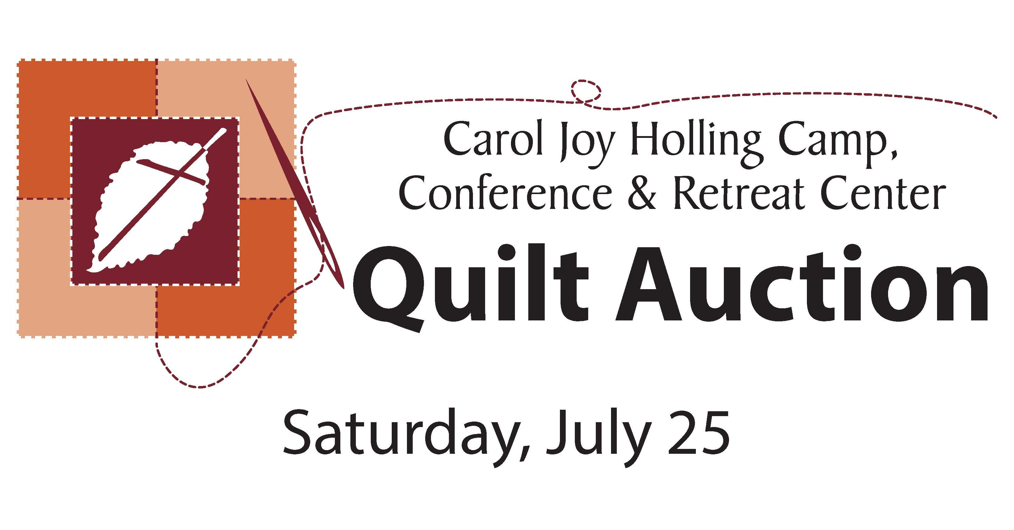 32nd Annual Carol Joy Holling Quilt Auction