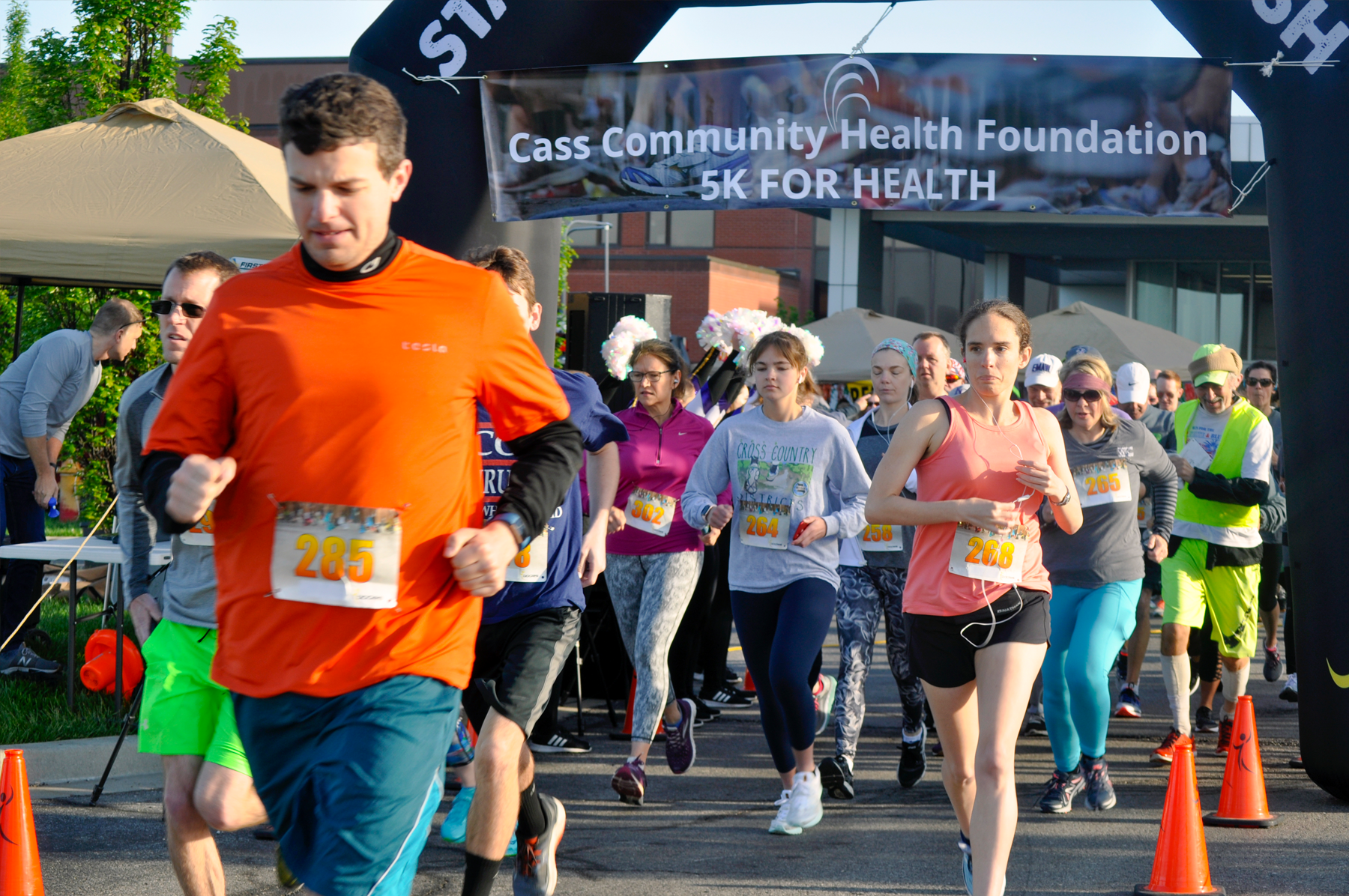 26th Annual 5K for Health rescheduled due to COVID-19