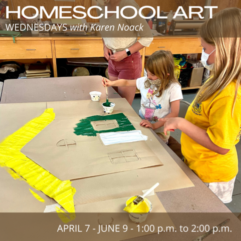 Homeschool Art with Karen Noack