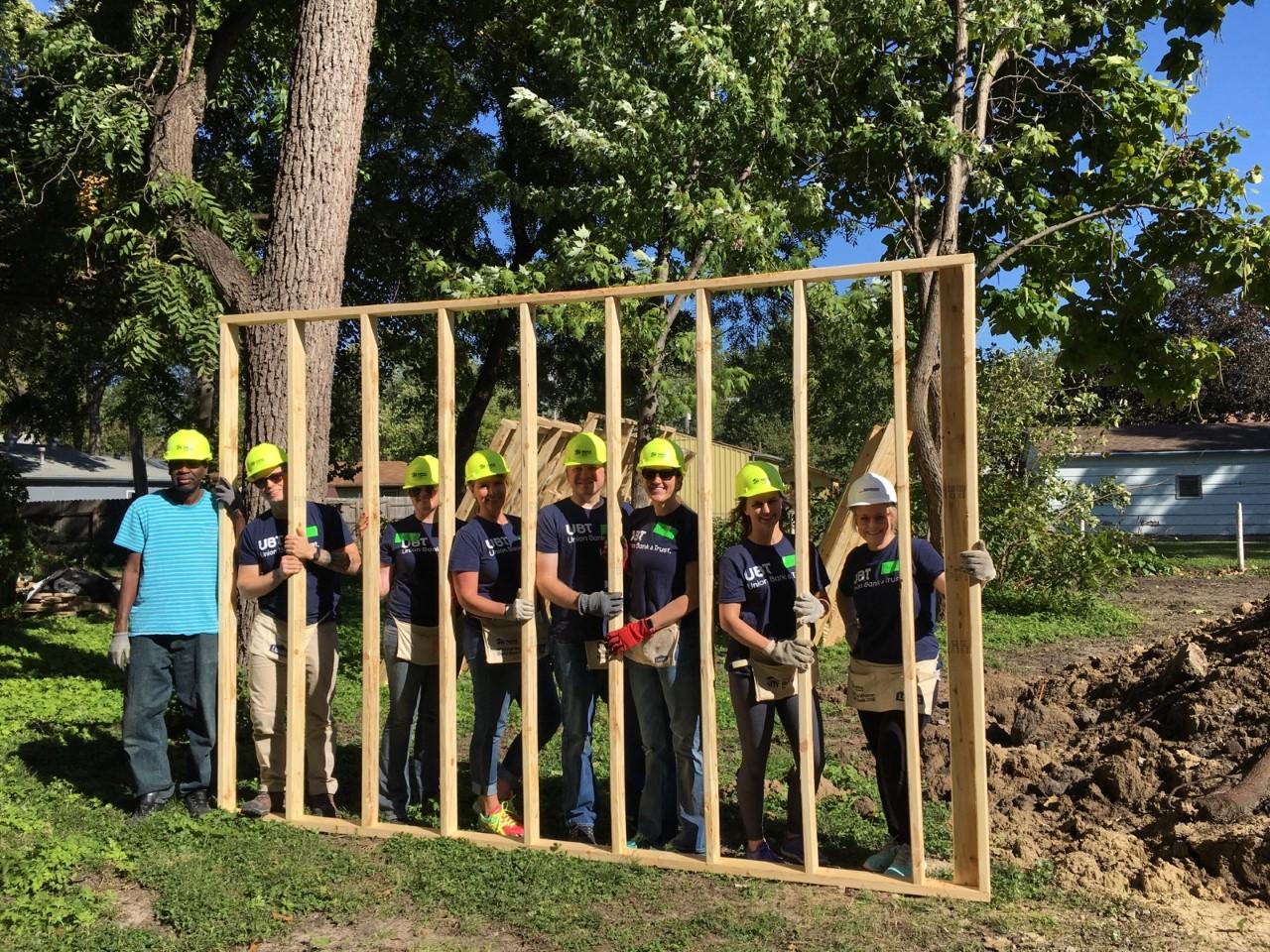 Union Bank Team Build Week