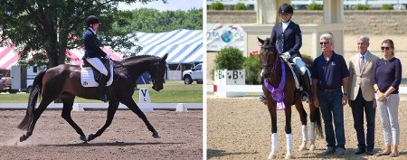 TDF Awards Grants to Adult Amateur and Youth Rider for Study at Spanish Riding School's Heldenberg Training Center