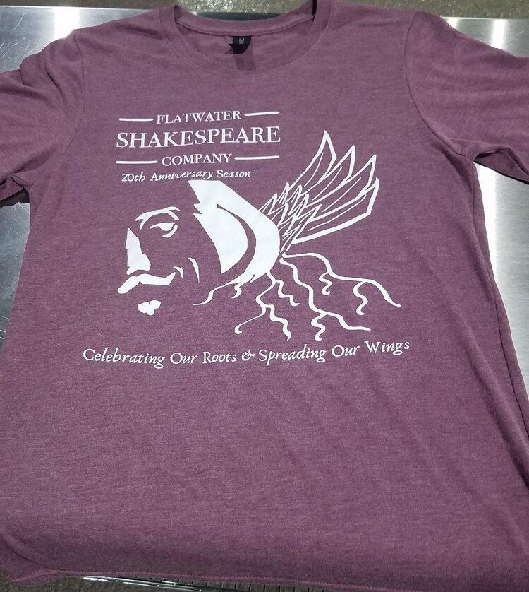 20th Anniversary Season Tshirt