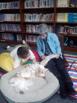 Students Raise Funds to Support Local Therapy Dogs