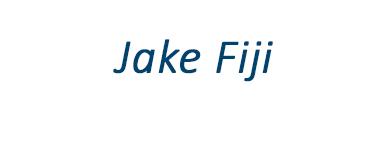 Jake Fuji
