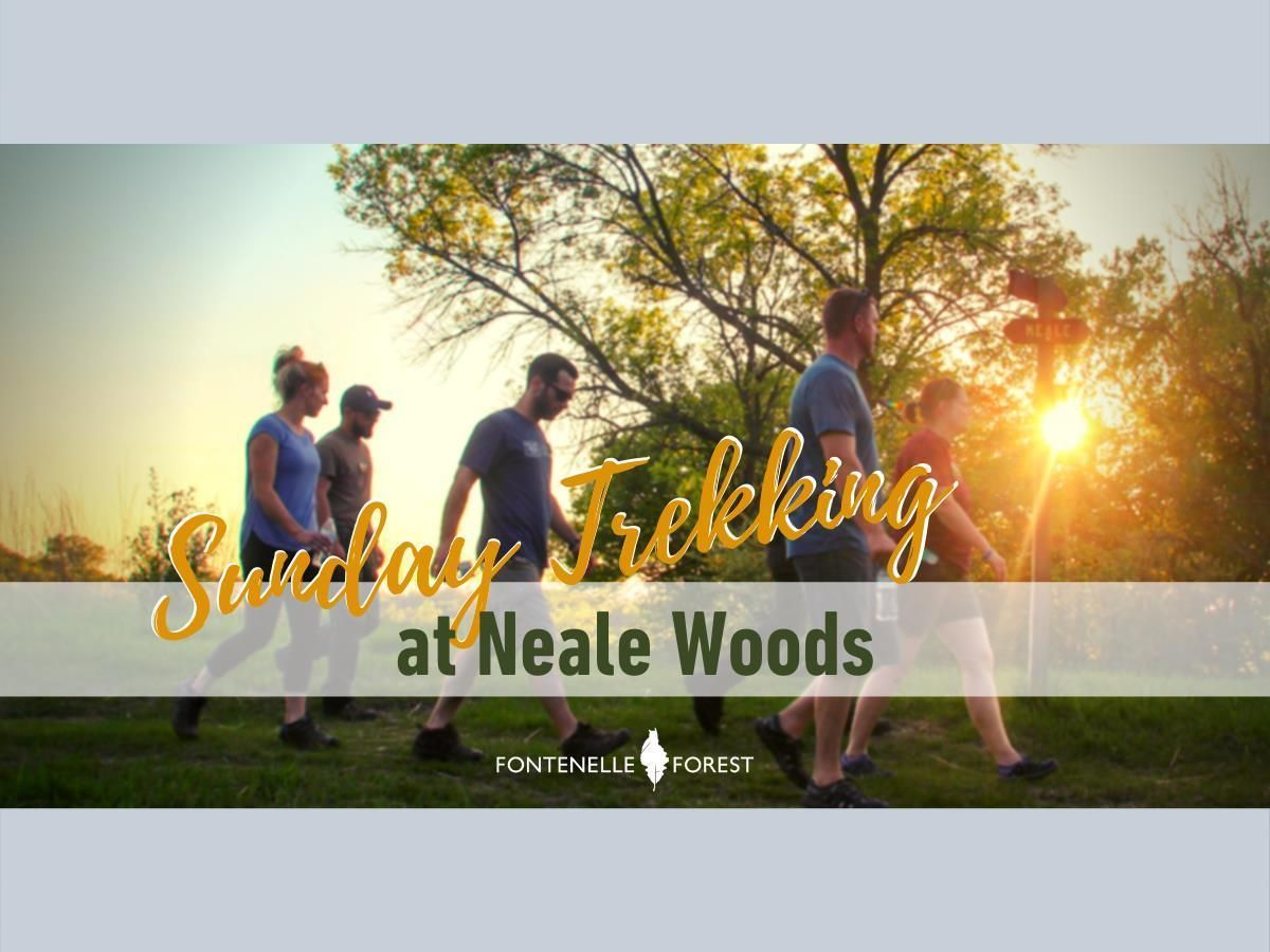 CE: Sunday Trekking at Neale Woods