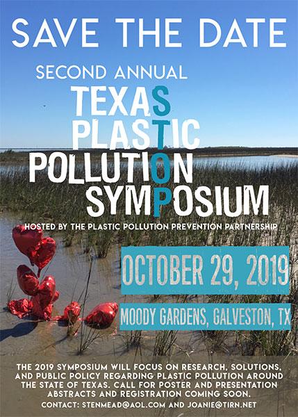 Texas Plastic Pollution Symposium