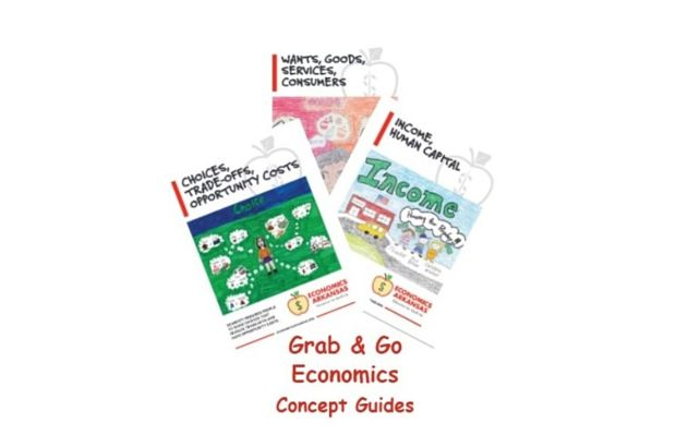 NEW: Grab & Go Economics now available for online ordering