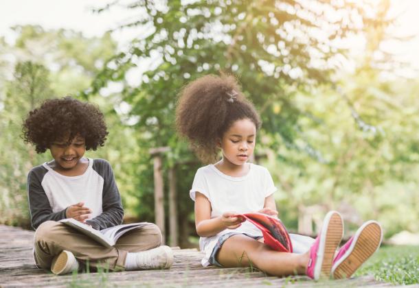 Summer Reading Programs Online
