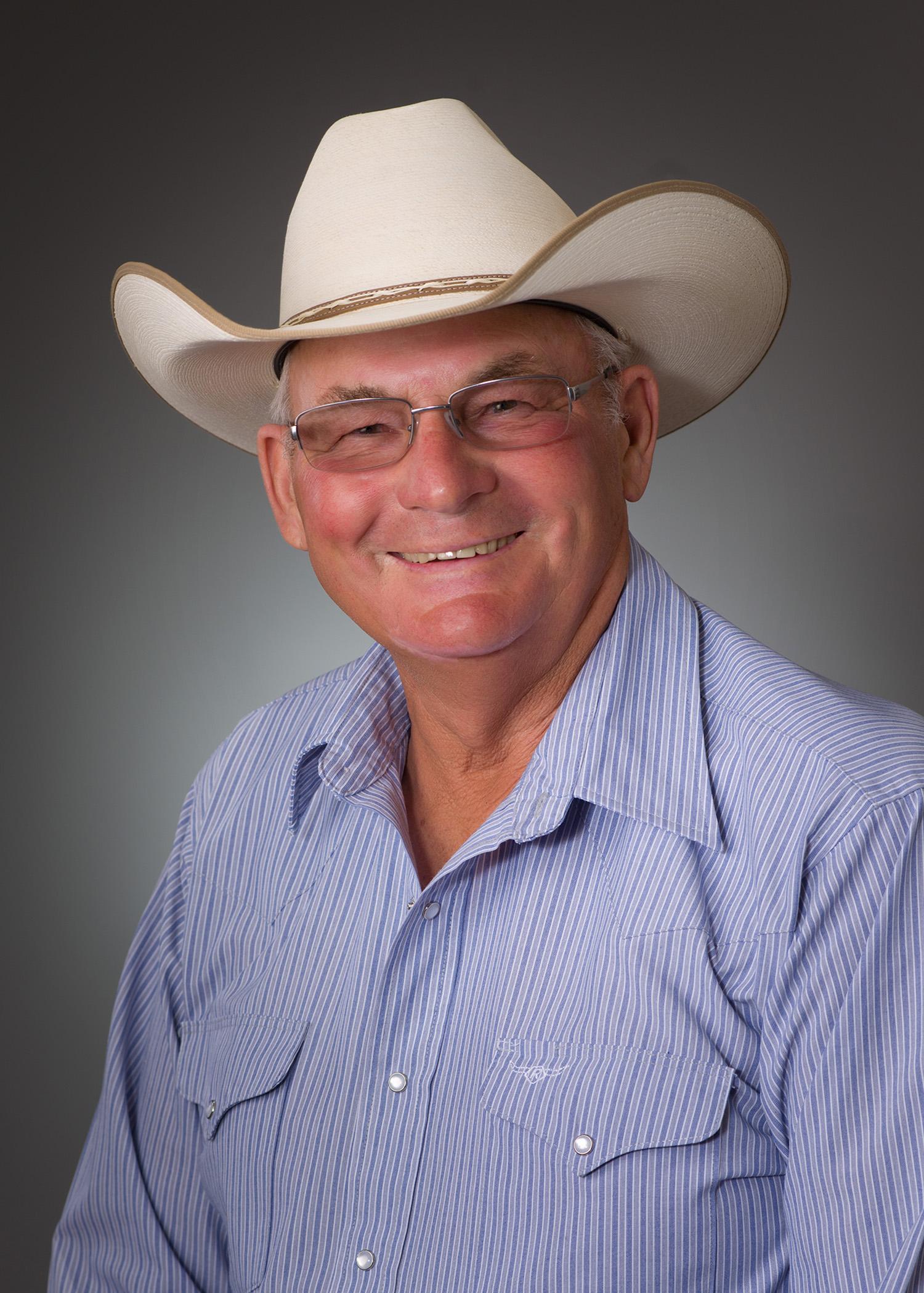 Sonny Obrecht ('66), Farmer & Rancher