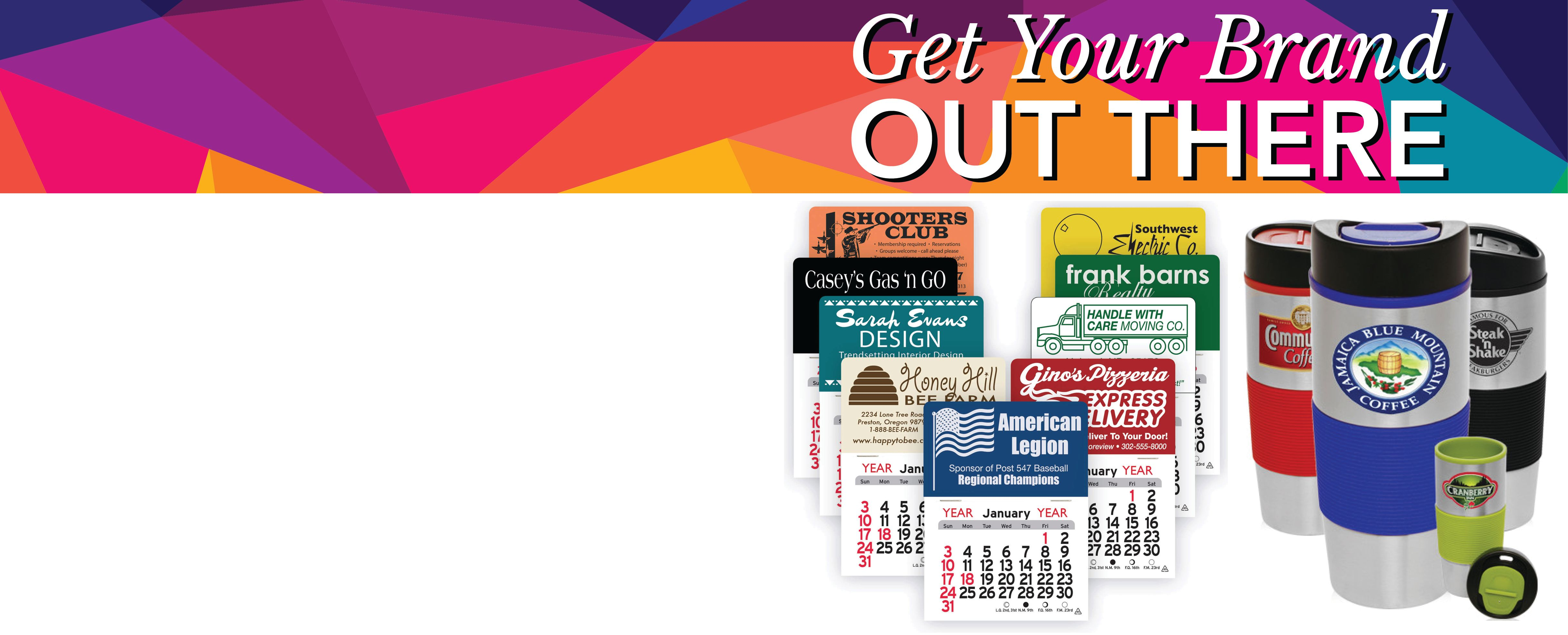 Click Here to Browse Our Promo Items