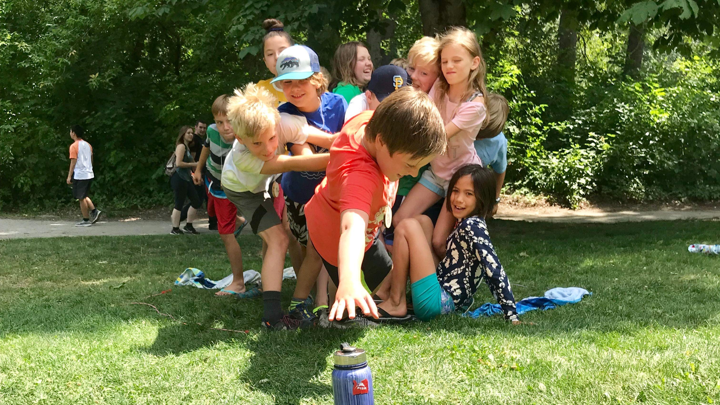Explorer Camp (Grades 1-6)