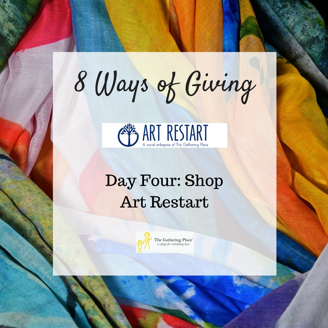 8 Ways of Giving: Day Four