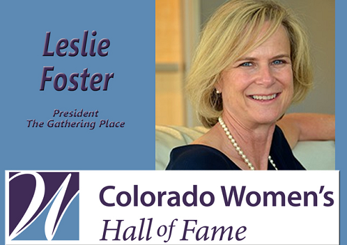 Colorado Women's Hall of Fame: Oct. 25, 2017