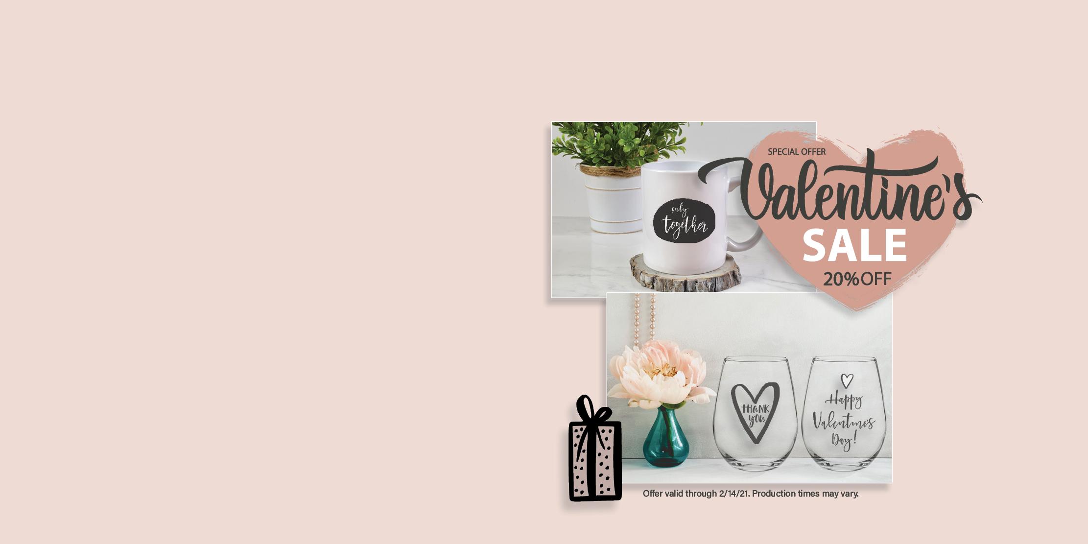Valentine's Offer