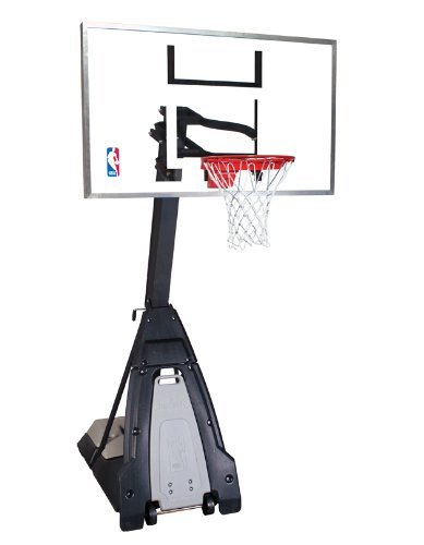 Portable Basketball Hoop System