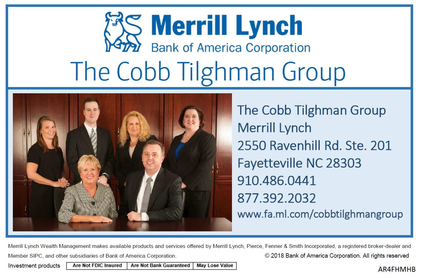 Jan Cobb, The Cobb Tilghman Group - Merrill Lynch