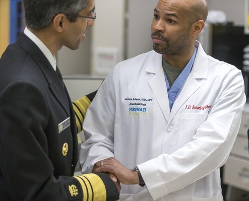 New Surgeon General; Opioid Crisis; Community Convening Guide