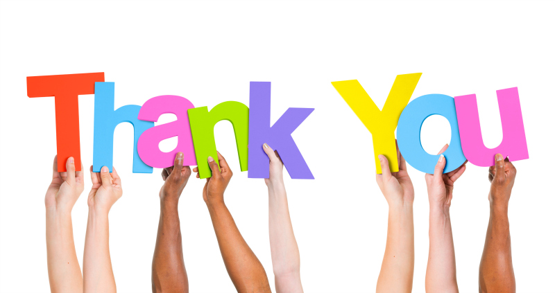 Ten Ways to Give a Big Thanks to Your Big Donors