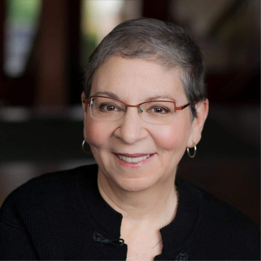 Nancy Pearl - Librarian and author