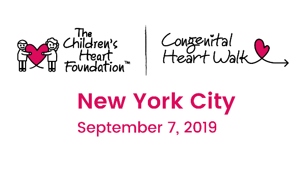 New York City Congenital Heart Walk (New York)