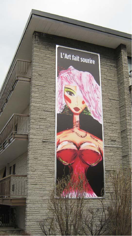 banner langlois villeray wall