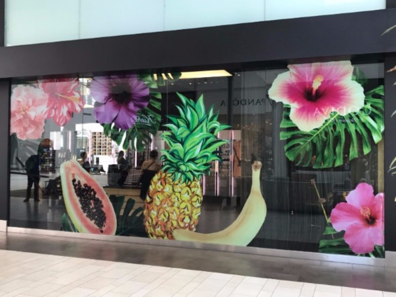 Window Graphics for Retail Stores in Anaheim CA