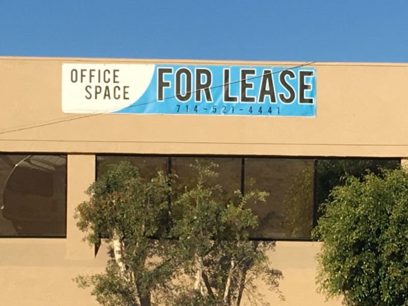 Commercial Real Estate Signs Property Signs Orange County Ca