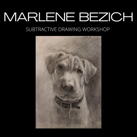 Subtractive Drawing Workshop