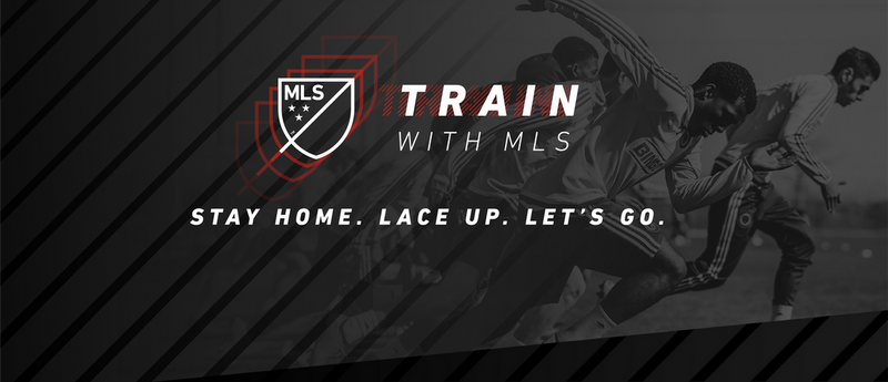 Train with MLS