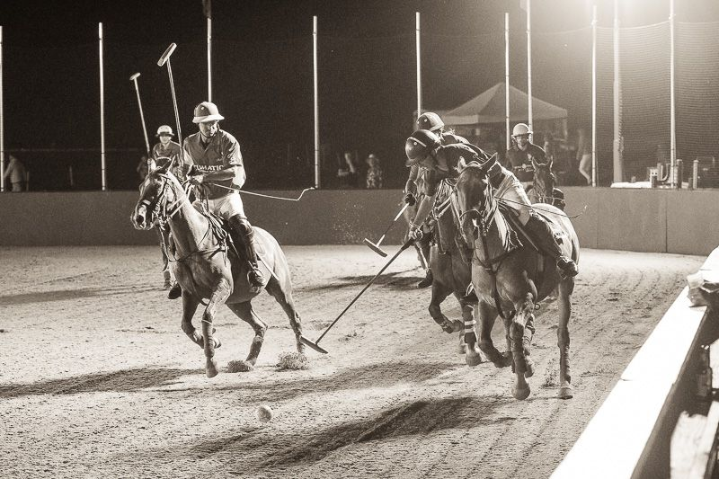 Celebrate summer at Polo in the Park!