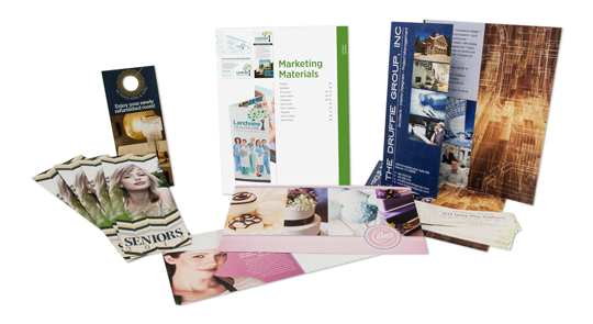 View All Marketing & Printing Materials