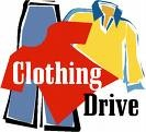 Donate to the FRA  Clothing Drive