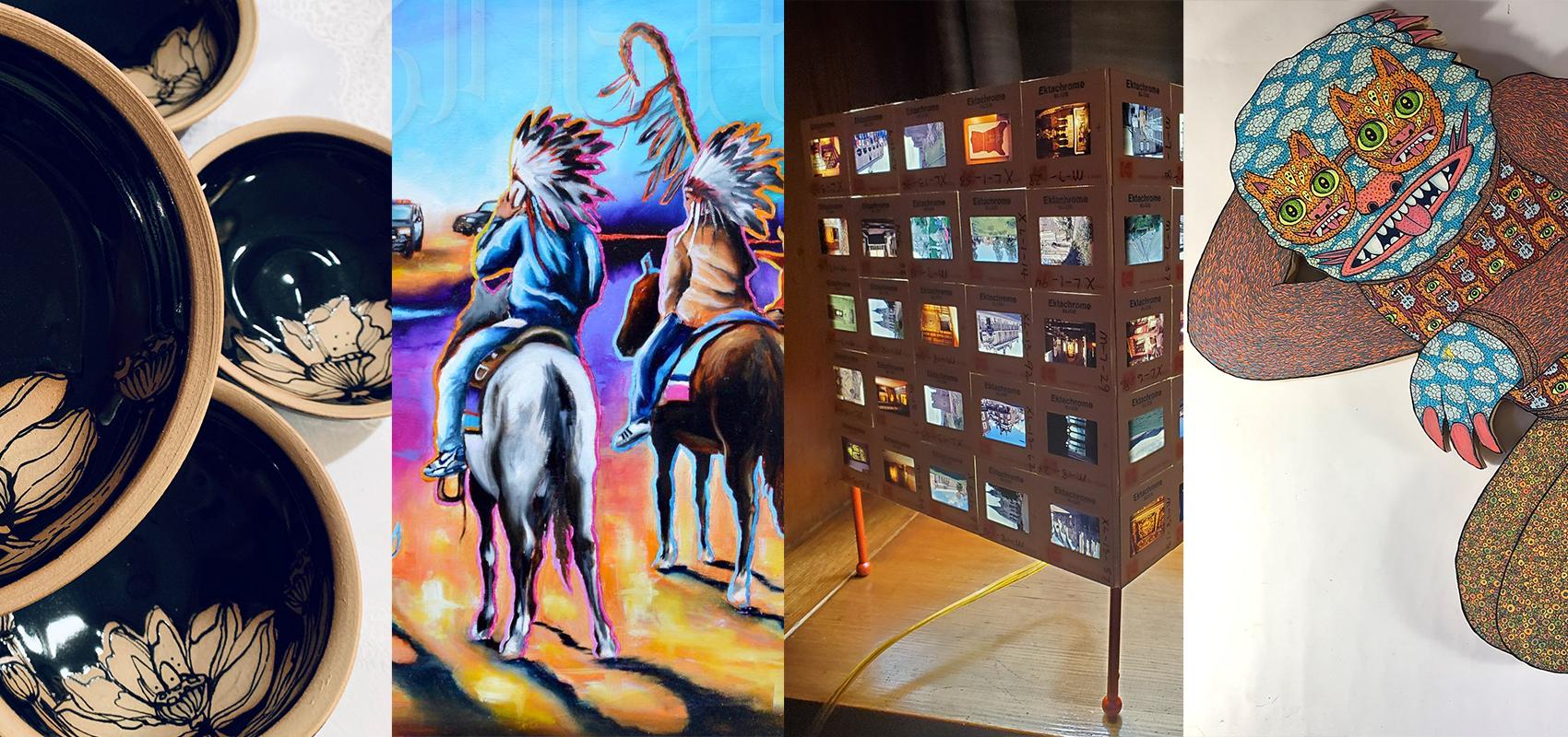 2020 Mini Show in the Main Gallery