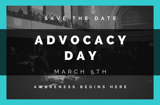 Advocacy Day March 5, 2020 - Save the Date!