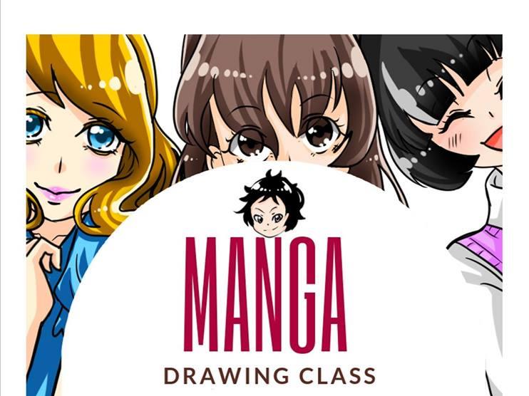 Manga Drawing Class Adult