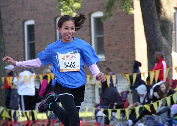 Cheer on MSDLT Kids at the Indy Half & 5K