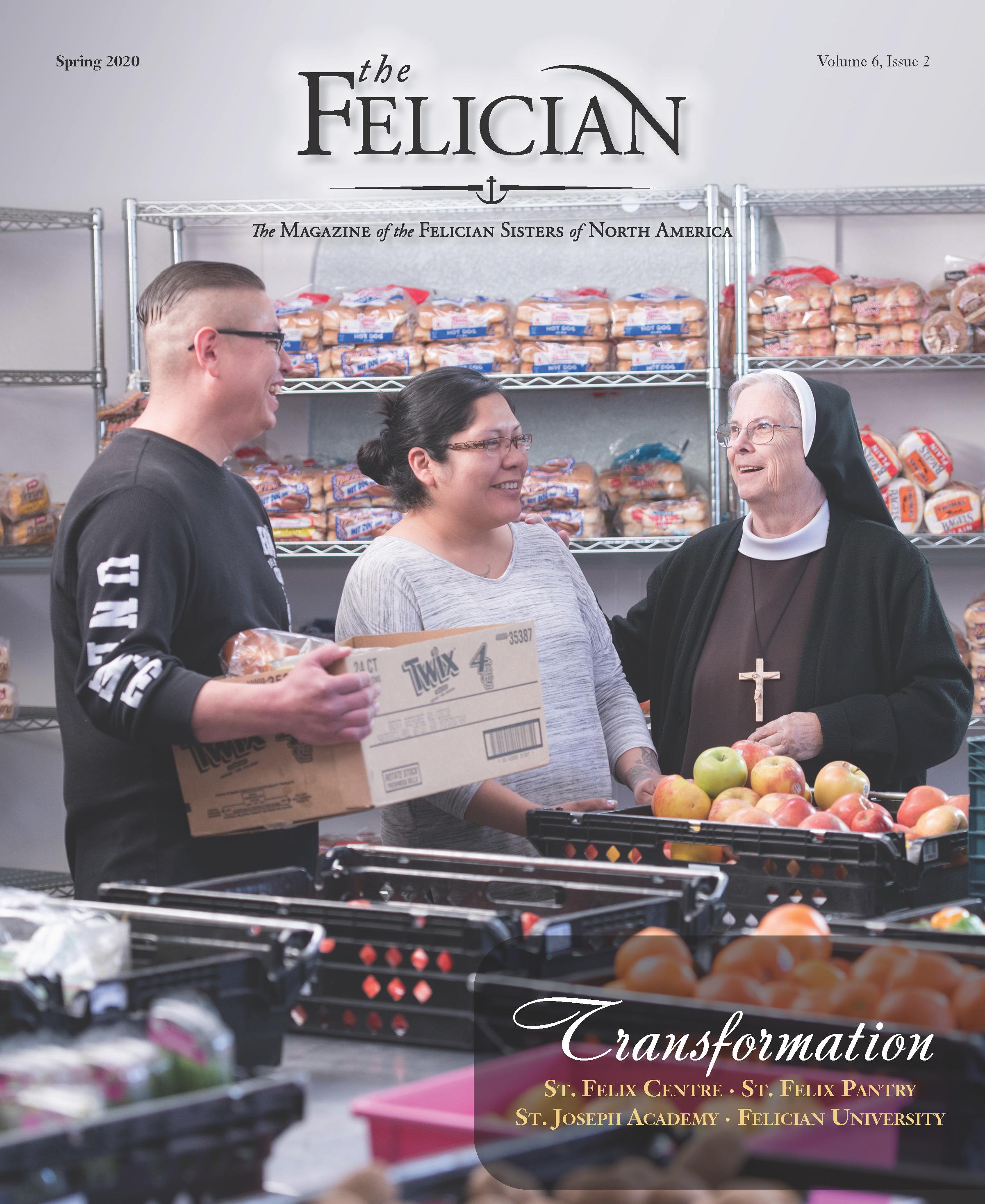 Felician Magazine: Spring 2020