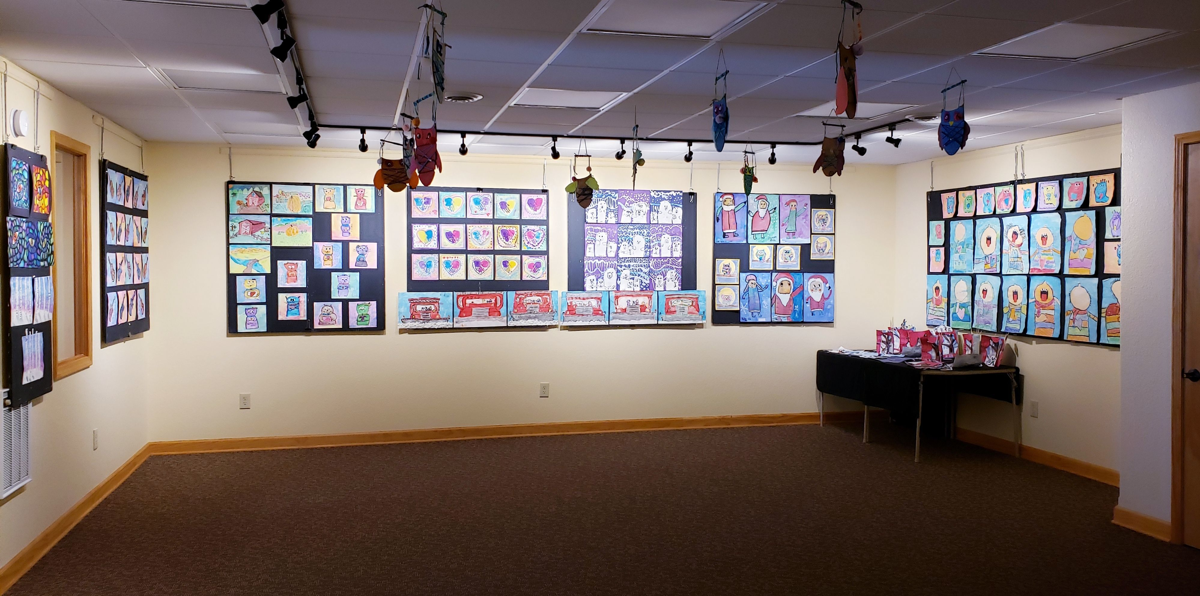 Three Lakes Academy Student Art Show