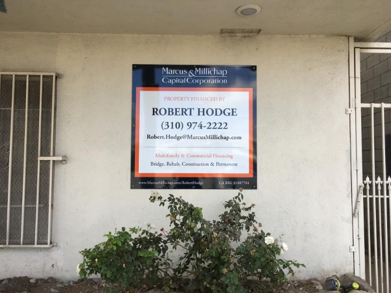 Anti-Graffiti Commercial Property Signs Buena Park CA