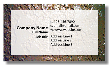Model #013: Kwik Kopy Design and Print Centre Halifax Business Cards