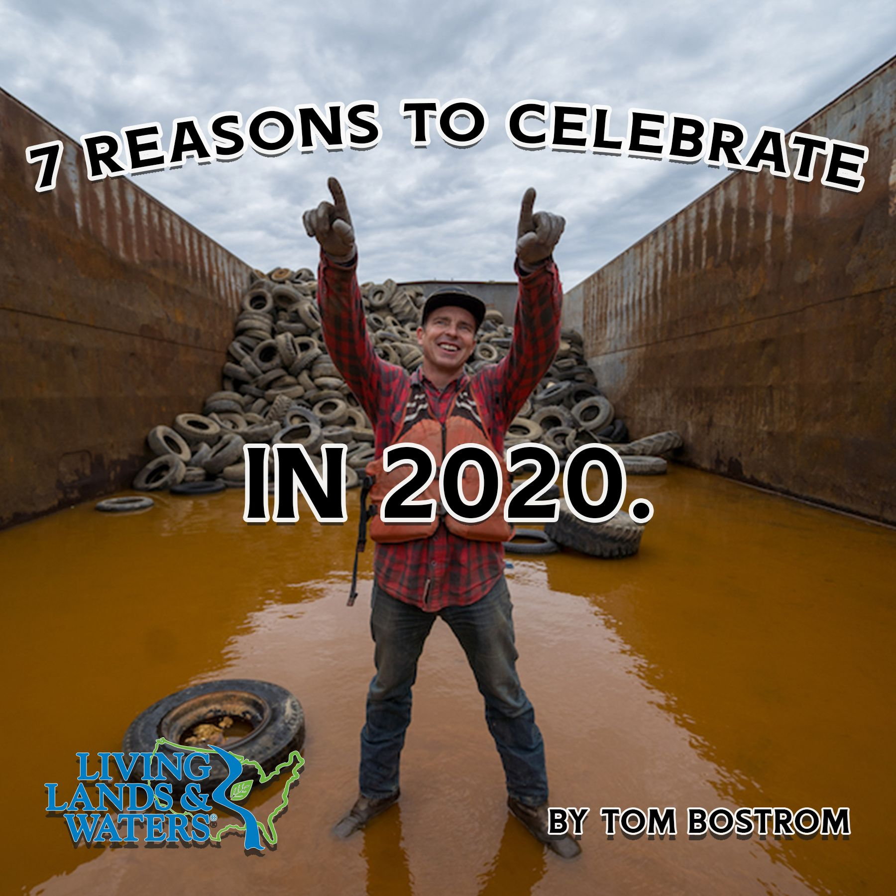 7 Reasons to Celebrate in 2020